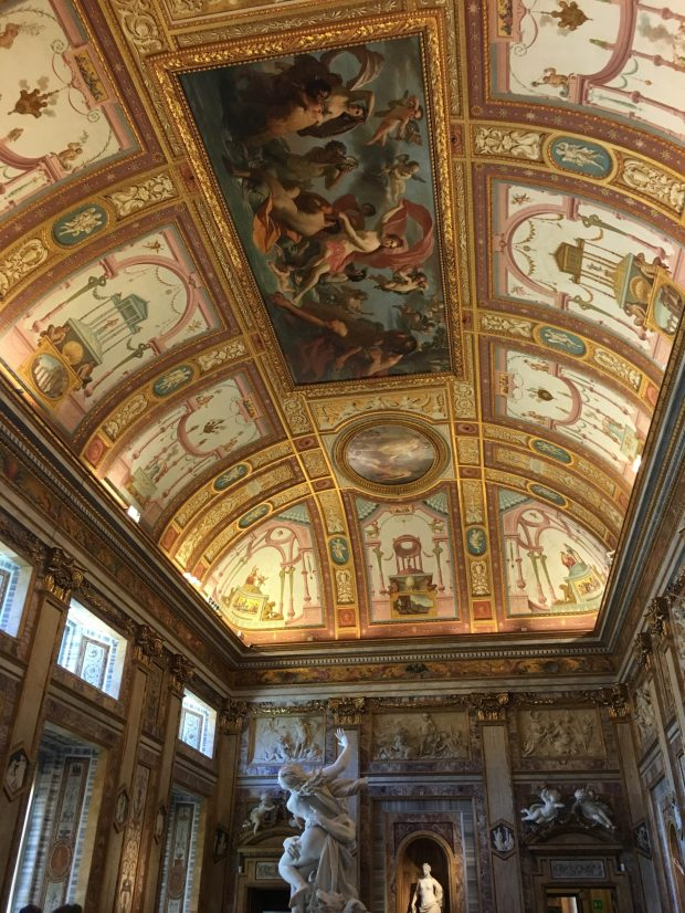 Salle IV des Empereurs