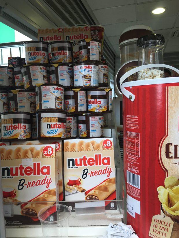 royaume du Nutella