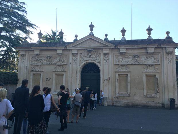 Villa del Priorato di Malta