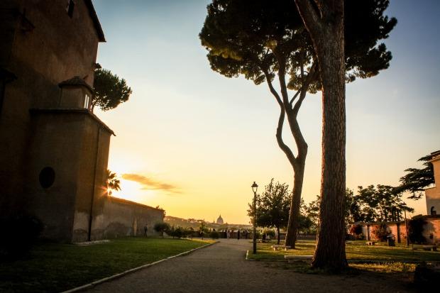 Giardino Storico di Sant' Alessio